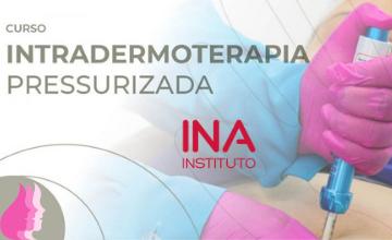CURSO DE INTRADERMOTERAPIA PRESSURIZADA