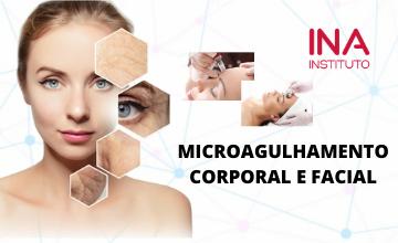CURSO DE MICROAGULHAMENTO CORPORAL E FACIAL
